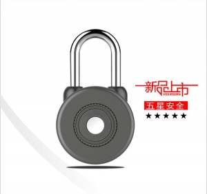 2019 Newest Anti-theft Keyless APP Unlock suitcase security lock Smart Bluetooth Pad Lock