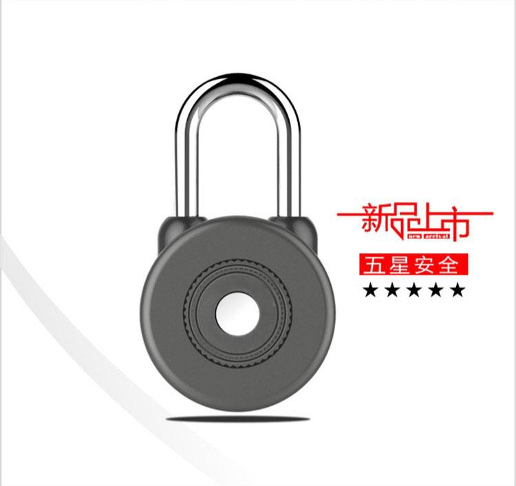 2019 Newest Anti-theft Keyless APP Unlock suitcase security lock Smart Bluetooth Pad Lock Featured Image