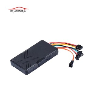 GSM GPS трэкер для аўтамабіля матацыкла сачэння за аўтатранспартнымі сродкамі прылады з Cut Off Oil & Харчаванне онлайн адсочвання праграмнага забеспячэння