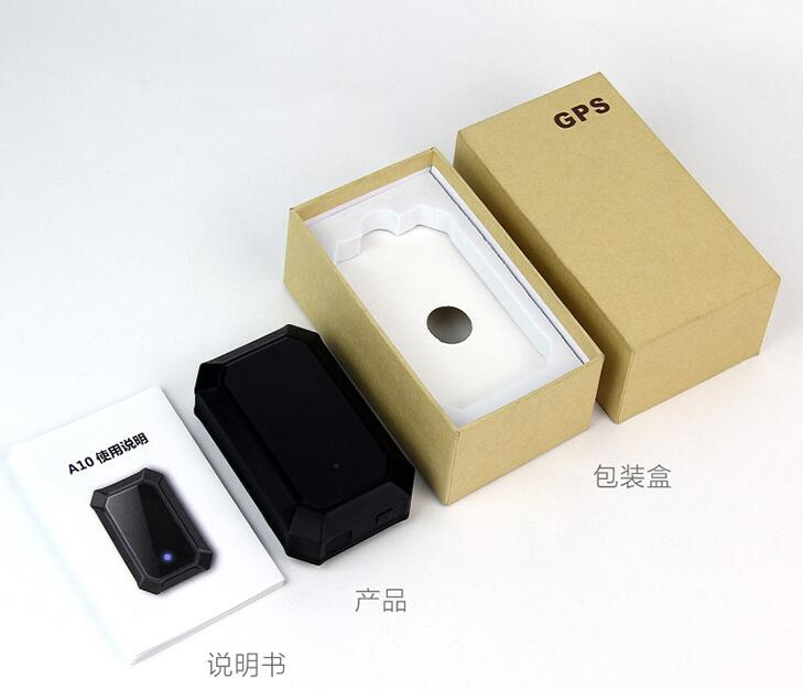 Waterproof Mini Gsm Gprs Sms Surveillance Gps Tracking Device For Car Featured Image