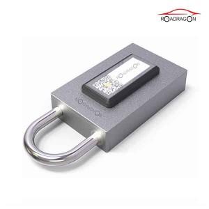 Multi lock padlock gps signal multi alarm geo fence