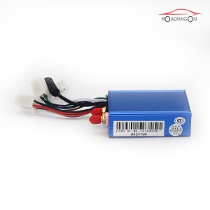 Vehicle GPS tracker with camera TTS