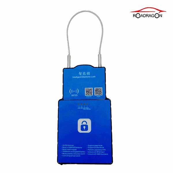 Ordinary Discount M5 Fleet Management System - GPS GPRS SMS Platform Remote Control Padlock Logistic management GPS lock – Dragon Bridge