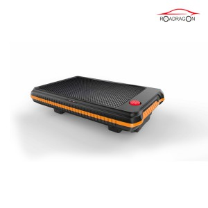 waterproof IP67 solar gps tracker with Long standby time