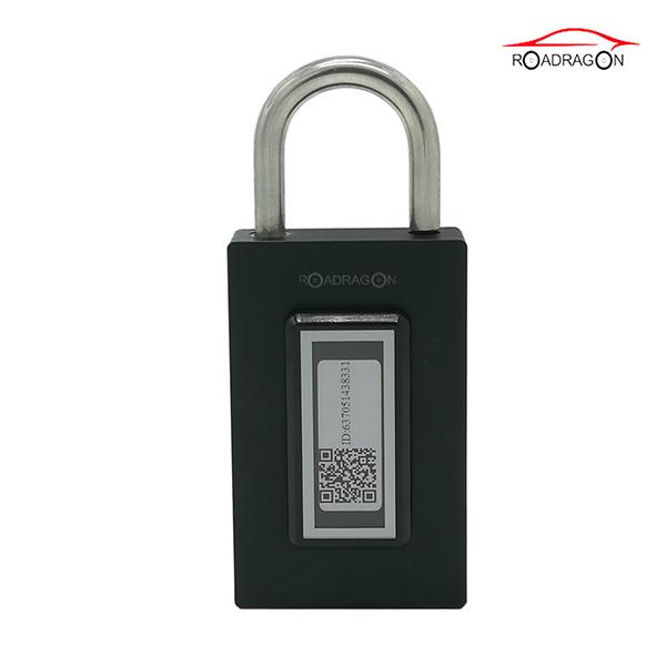 Hot New Products Best Driving Camera - door bolt lock mul t padlock back door lock with gps app – Dragon Bridge