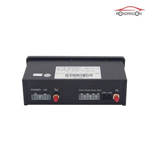 Fleet management car gps tracker Vehicle GPS Tracking Devices with RS-232 Serial Portgps