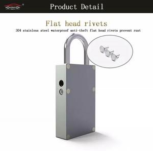 Hot sale Arval Fleet Management - fast monitoring door handle lock security watch padlock – Dragon Bridge