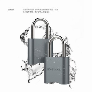 Europe supply Rugged Bluetooth Padlock