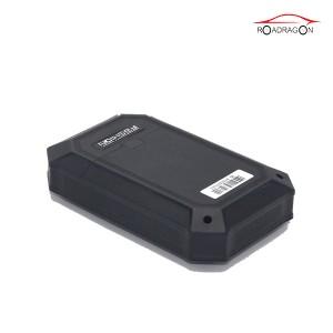 5000mAh car gps tracker hidden with Powerful Magnet Free Web APP