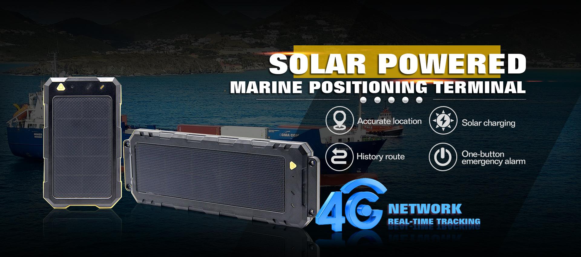 Roadraogn Solar tracker