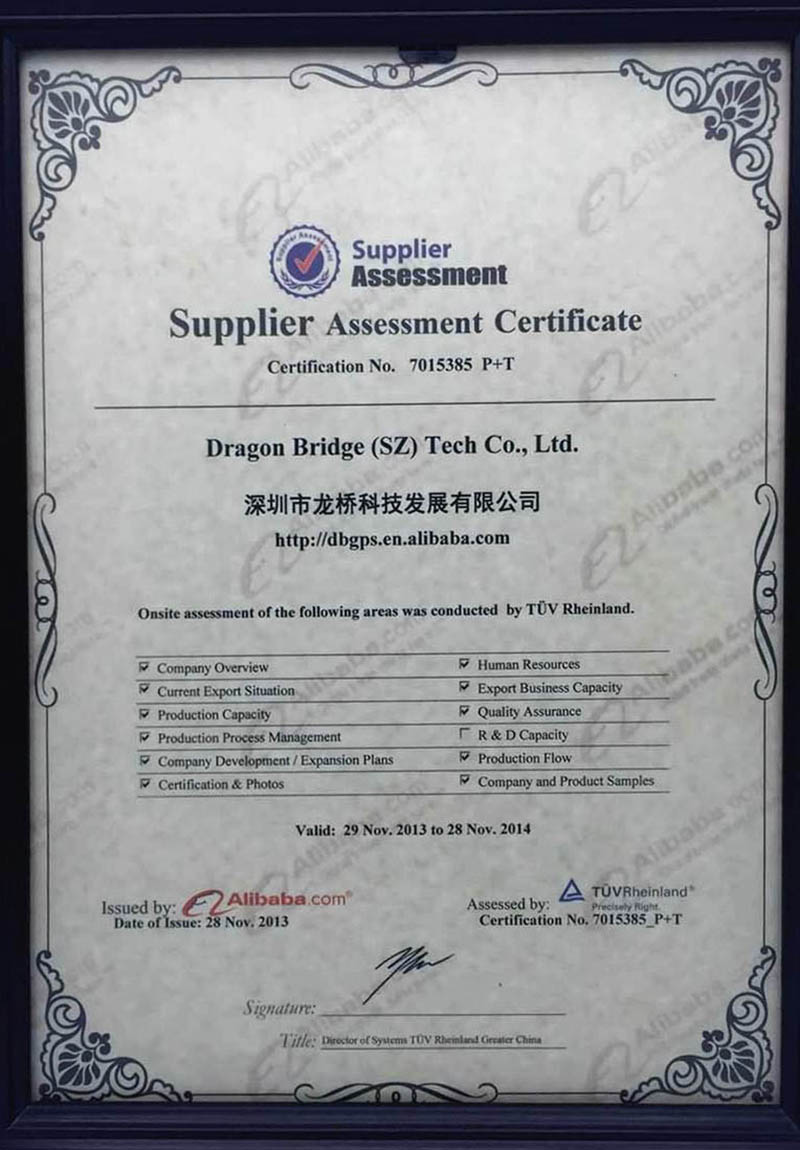 isise assessmentcertificate