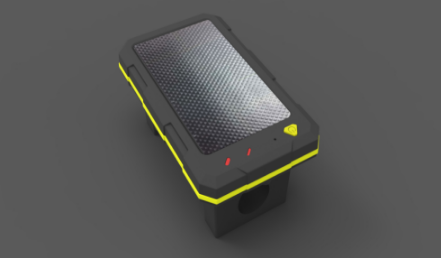 solar GPS tracker LLS-100T75