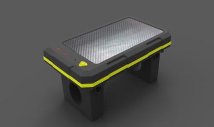 solar GPS tracker LLS-100T69