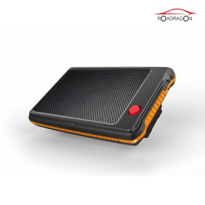 solar sun powered gps tracker with free app and platform software for car vehicle container kingneed