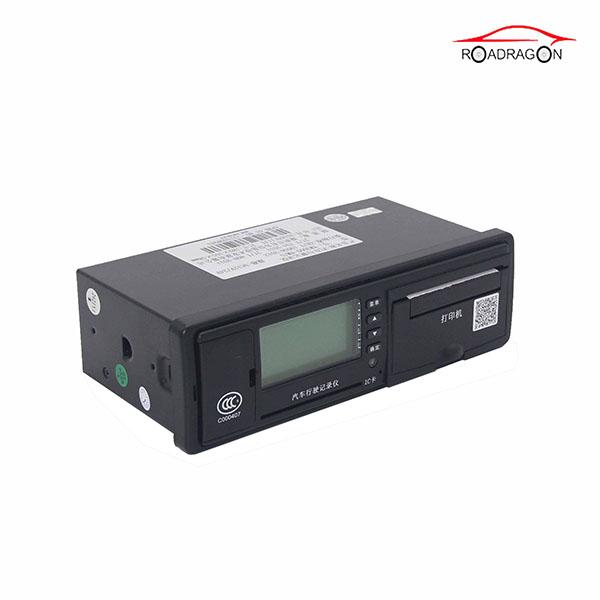 Big discounting Perma Container Tracking - Best Long Lasting Battery Vehicle Trip Tracker Digital Gps Tachograph G-V301 – Dragon Bridge